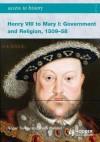 Henry VIII to Mary I 1509-1558 (Access to History) - Roger Turvey, Keith Randell