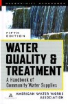 Water Quality & Treatment Handbook - American Water Works Association, Larry W. Mays
