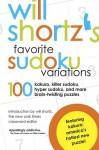 Will Shortz's Favorite Sudoku Variations: 100 Kakuro, Killer Sudoku, and More Brain-Twisting Puzzles - Will Shortz, Pzzl Com
