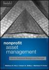 Nonprofit Asset Management: Effective Investment Strategies and Oversight - Matthew Porter, Matthew Rice, Robert A. DiMeo