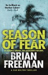 A Season of Fear (Cab Bolton) - Brian Freeman