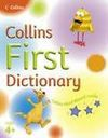 Collins First Dictionary - Evelyn Goldsmith