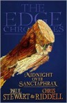 Midnight Over Sanctaphrax (Edge Chronicles) - Paul Stewart, Chris Riddell