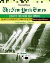 The New York Times Toughest Crossword MegaOmnibus, Volume 1 - Eugene Maleska