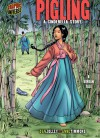 Pigling: A Cinderella Story [A Korean Tale] (Graphic Myths and Legends) - Dan Jolley, Anne Timmons