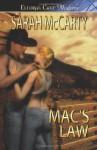 Mac's Law - Sarah McCarty