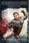 No Return - Zachary Jernigan