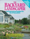 The Backyard Landscaper: 40 Professional Designs for Do-It-Yourselfers - Home Planners Inc