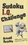 Sudoku I.Q. Challenge - Arnold Snyder
