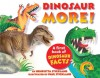 Dinosaur More!: A First Book of Dinosaur Facts - Henrietta Stickland, Paul Stickland
