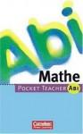 Pocket Teacher Abi, Mathe - Fritz Kammermeyer, Roland Zerpies