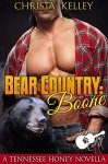 Bear Country: Boone (BBW Bear Shifter Paranormal Romance) - Christa Kelley