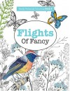Really RELAXING Colouring Book 5: Flights Of Fancy: A Winged Journey Through Pattern and Colour (Really RELAXING Colouring Books) (Volume 5) - Elizabeth James