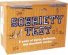 Sobriety Test - NOT A BOOK