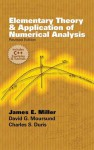 Elementary Theory and Application of Numerical Analysis: Revised Edition - James E. Miller, David G. Moursund, Charles S. Duris