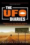The UFO Diaries - Martin Plowman