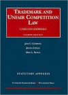 Trademark and Unfair Competition, Cases and Materials, 4th Edition, 2007 Supplement and Statutory Appendix - Jane C. Ginsburg, Jessica Litman, Mary L. Kevlin