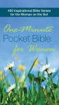 One-Minute Pocket Bible for Women - Mike Murdock