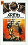 Arena of Antares (Havilfar Cycle, #2) - Alan Burt Akers, Thomas Schlück, Boris Vallejo