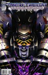 Transformers Megatron Origin #1 Comic - Variant Cover B (IDW Publishing, 2007) - Eric Holmes