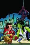 Girl Comics #1 - Trina Robbins, Devin Grayson, Ann Nocenti, G. Willow Wilson, Valerie D'Orazio, Lucy Knisley, Colleen Doran