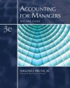 Accounting for Managers: Text and Cases - William J. Bruns