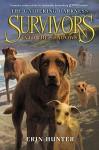 Survivors: The Gathering Darkness #3: Into the Shadows - Erin Hunter, Laszlo Kubinyi, Julia Green