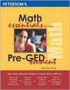 Math Essentials for the Pre-GED Student - Arco Publishing