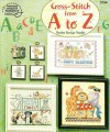 Cross-Stitch from A to Z - Linda Gillum