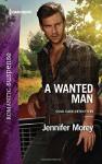 A Wanted Man (Cold Case Detectives) - Jennifer Morey