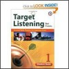 Target Listening With Dictation, Student Book 1, General Skills Practice For Listening Tests (W/Audio Cd, Transcripts And Answer Key) - Jeff Zeter, Jordan Candlewyck