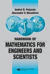 Handbook of Mathematics for Engineers and Scientists - Andrei D. Polyanin