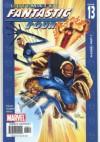 Ultimate Fantastic Four #13 - Warren Ellis, Brian Michael Bendis, Adam Kubert