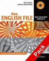 New English File: Multipack a Upper-Intermediate Level: Six-Level General English Course for Adults - Clive Oxenden, Christina Latham-Koenig