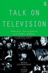Talk on Televison - Sonia M. Livingstone, Peter Lunt, Livingstone Son