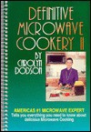 Definitive Microwave Cookery II - Carolyn Dodson