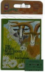 The Three Billy Goats Gruff (Carry Along Book & Cassette Favorites) - Joanna C. Galdone, Paul Galdone