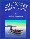 Quipnotes About Dads - Barbara Birenbaum, Silhouettes per chapter