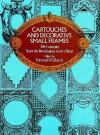 Cartouches and Decorative Small Frames - Edmund V. Gillon