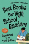 Best Books For High School Readers, Supplement To The First Edition: Grades 9 12 (Children's And Young Adult Literature Reference) - John T. Gillespie, Catherine Barr