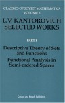 Descriptive Theory of Sets and Functions. Functional Analysis in Semi-Ordered Spaces - Raymond Bonnett