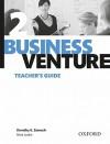 Business Venture: Teachers Guide Pre Intermediate Level 2 - Dorothy Zemach, Nina Leeke