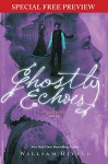 Ghostly Echoes: Special Preview - The First 6 Chapters (Jackaby Book 3) - William Ritter