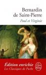 Paul et Virginie (Classiques) - Bernardin de Saint-Pierre
