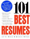 101 Best Resumes: Endorsed by the Professional Association of Resume Writers - Jay A. Block, Michael Betrus