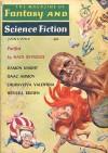The Magazine of Fantasy and Science Fiction, January 1964 - Damon Knight, Avram Davidson, Mack Reynolds, Donald E Westlake