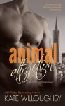 Animal Attraction (San Francisco Dragons #2) - Kate Willoughby
