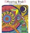 Amazing Birds: Adult Coloring Book - Tali Carmi