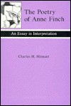 The Poetry of Anne Finch: An Interpretive Essay - Charles H. Hinnant