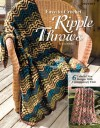 Easy-to-Crochet Ripple Throws - Mary Frits